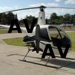Один из вертолетов Robinson R22 эксплуатируется уже тридцать три года